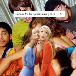 How Popular Media Romanticizes and Stigmatizes Eating Disorders