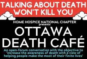 First Canada Death Cafe Ottawa
