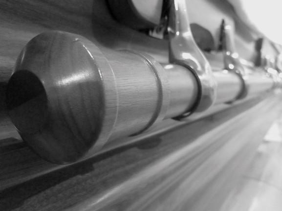 Tools to Bearer - By Glen Burkholder