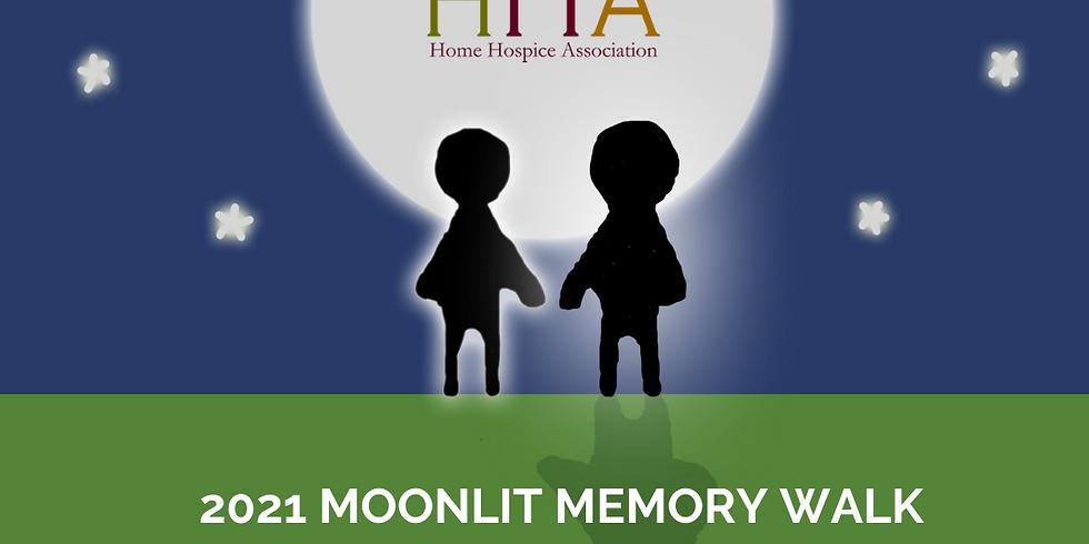 Moonlit Memory Walk