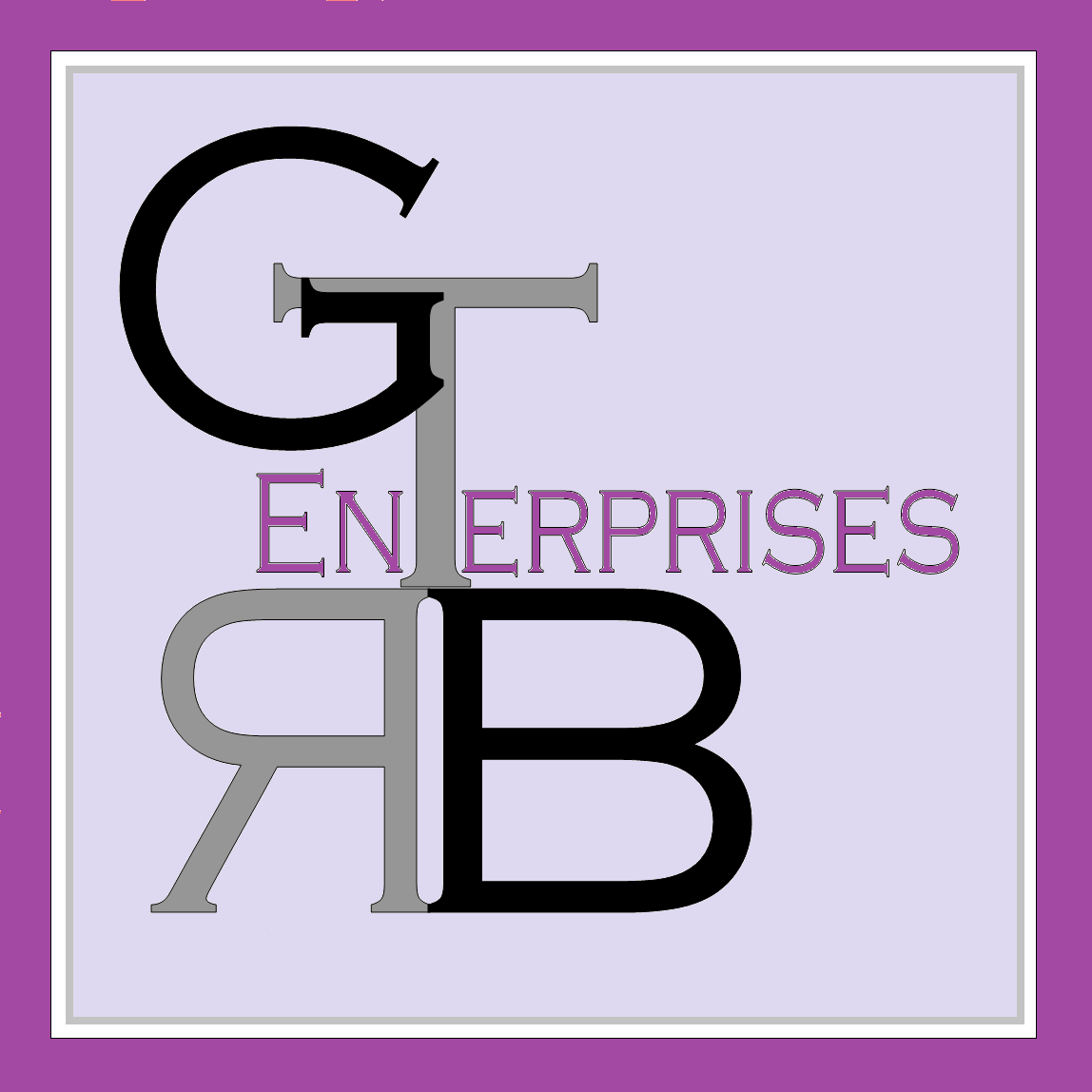 GTRB logo Official purple