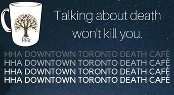 First Canada Death Cafe Toronto