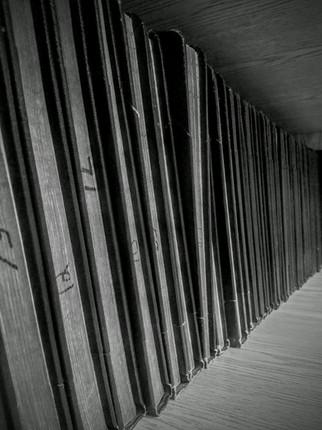 Funeral Ledgers by Glen Burkholder