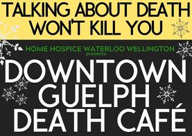 First Canada Death Cafe Guelph