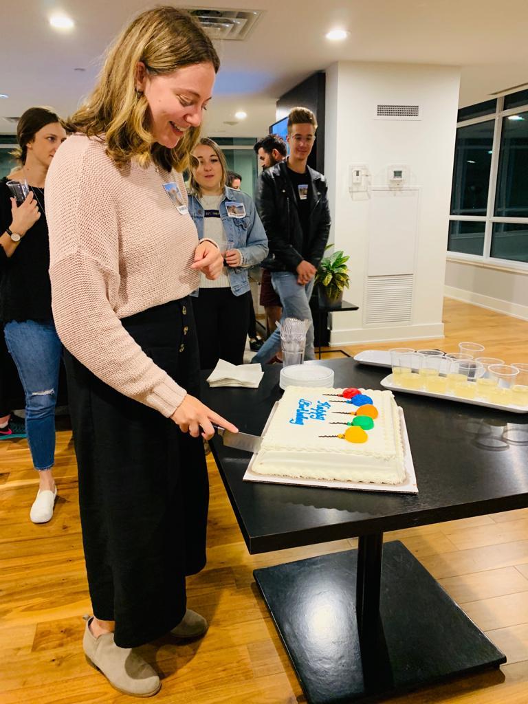 Birthday Cake - Anne's Favorite