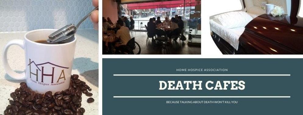 First Death Cafe Canada Toronto