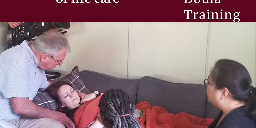 Death Doula Training and Certification