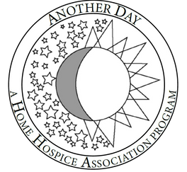 Another Day Sun and Moon Logo Transparen