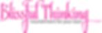 Blilssful Thinking logo.png