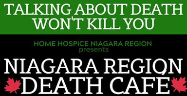 First Canadian Death Cafe Niagara