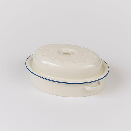 EN110BL Oval Roaster 30cm
