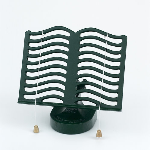 RW315G Cook Book Stand Green