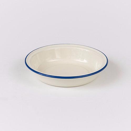 EN355BL Round Pie Dish 20cm