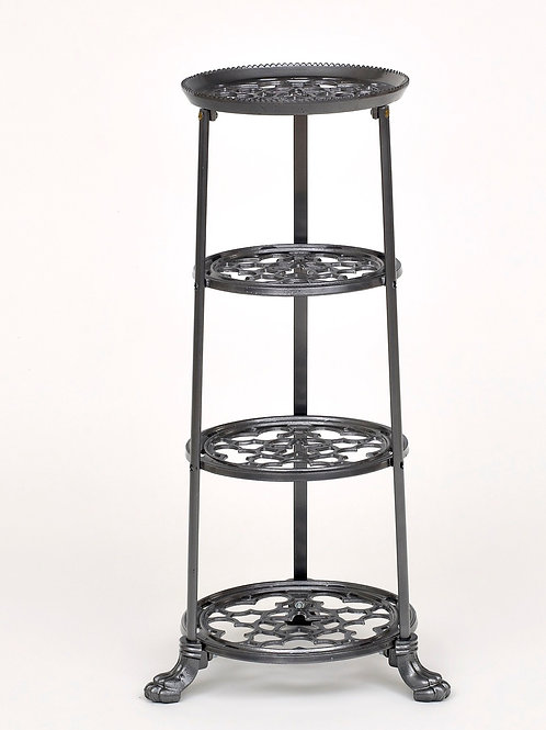 D1630GRF 4 Tier Pan Stand Graphite