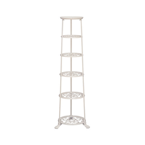 D1620STF 6 Tier Pan Stand Champagne