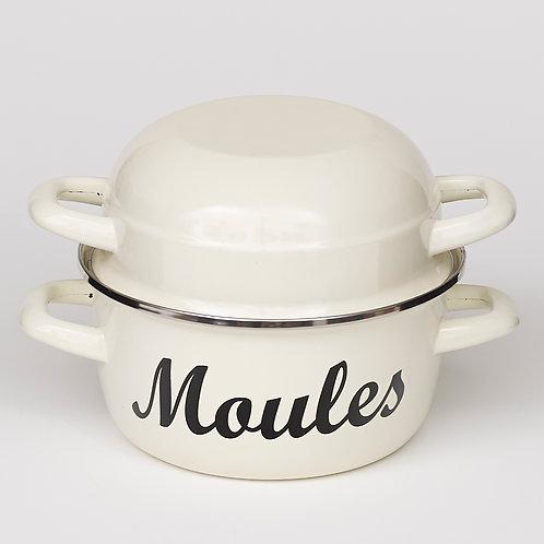EN270C Mussel Pot Cream