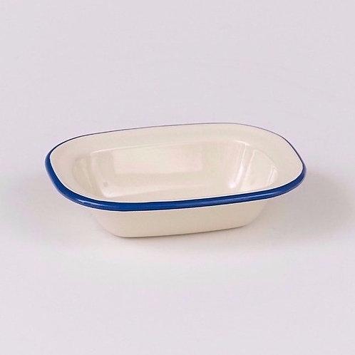 EN236BL Oblong Pie Dish 24cm