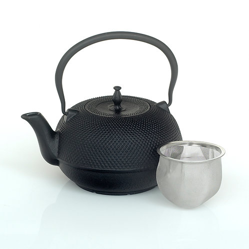 CWE060 Cast Iron Tea Kettle 1.5 ltrs