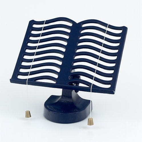RW315BL Cook Book Stand Blue
