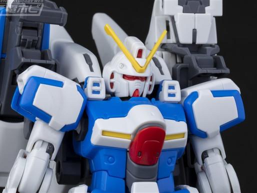 PBandai HGUC 1/144 Second Victory Gundam - Release Info & New Pictures By Dengeki Hobby