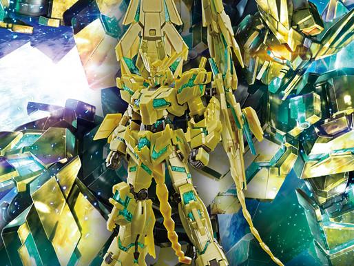 HG 1/144 Gundam Base Limited Unicorn Gundam Unit 3 Fenex