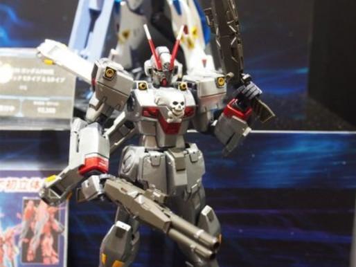Pbandai MG 1/100 XM-X0 Crossbone Gundam X-0 Ver Ka (Shizuoka Hobby show)