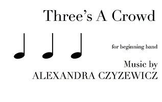 Three's A Crowd - Cover Page.jpg