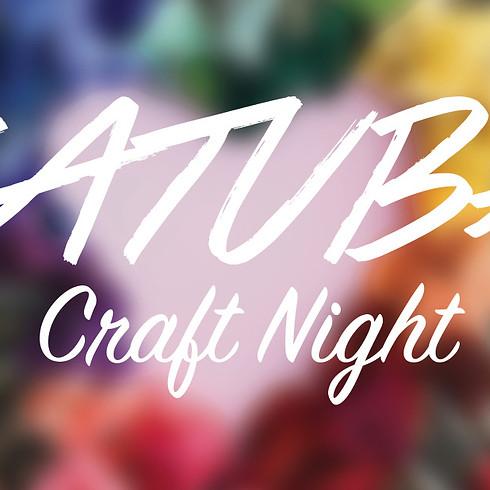 Katuba Craft Night