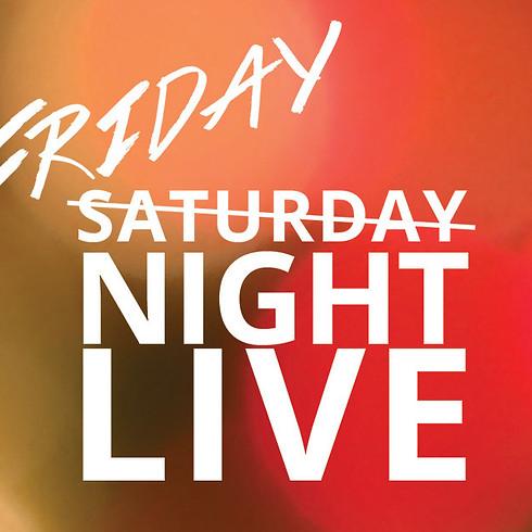Friday Night Live Christmas Variety Show