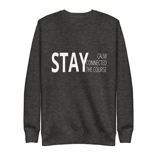 Fleece Pullover - Stay
