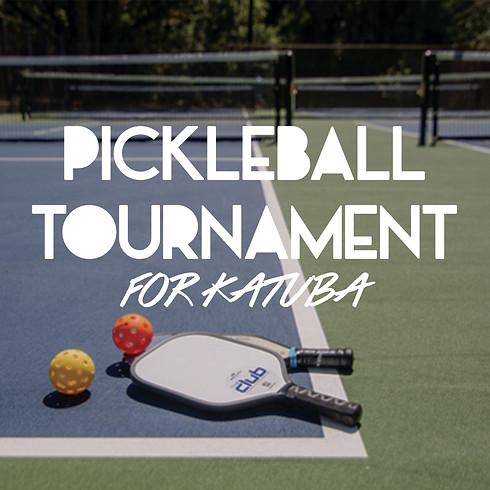Pickleball Tournament Registration