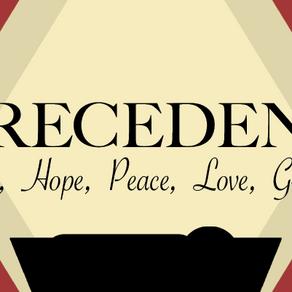 Unprecedented Peace