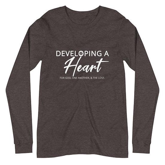 Long Sleeve Tee - Developing
