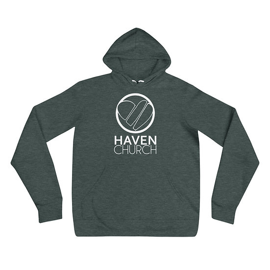 Pullover Hoodie - Haven Heart