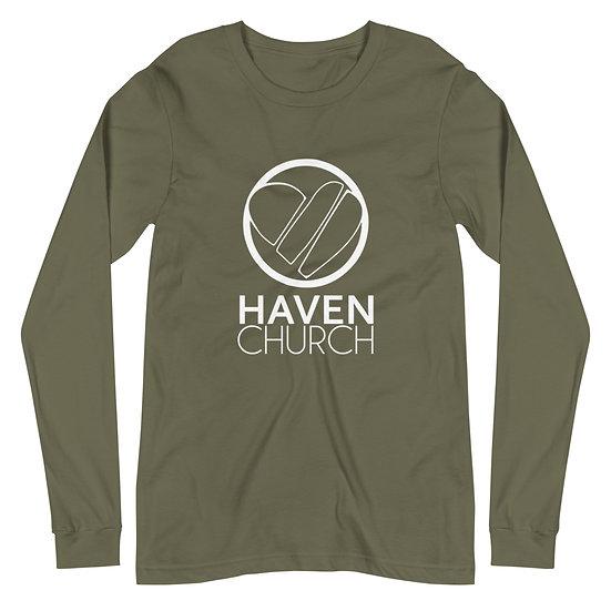 Long Sleeve Tee - Haven Heart