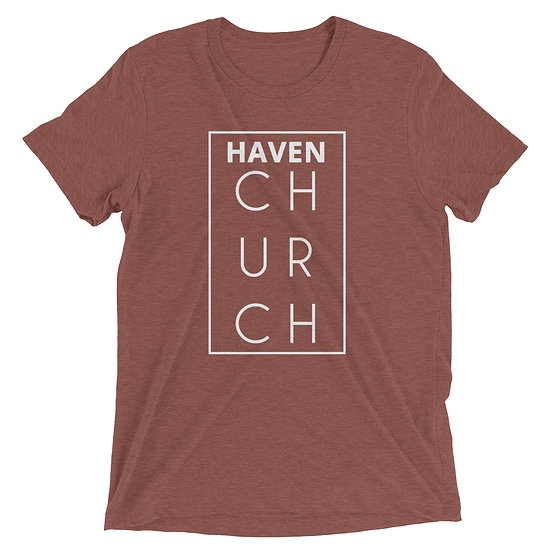 Short Sleeve T - Haven Church