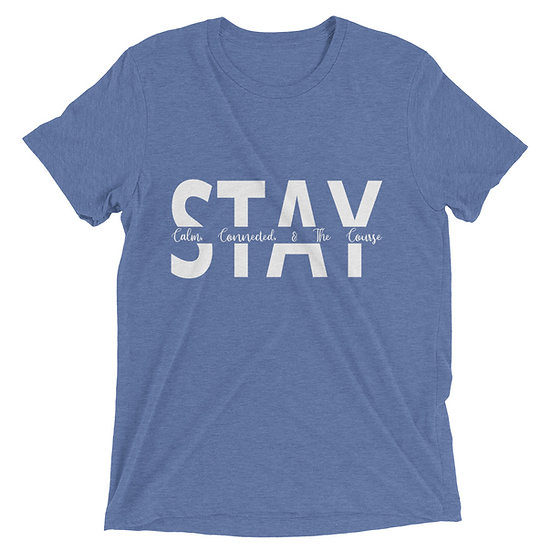 Short Sleeve T - Stay Line