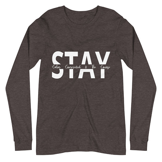 Long Sleeve Tee - Stay Line