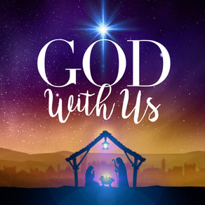God with us brings us Peace 12.22.19