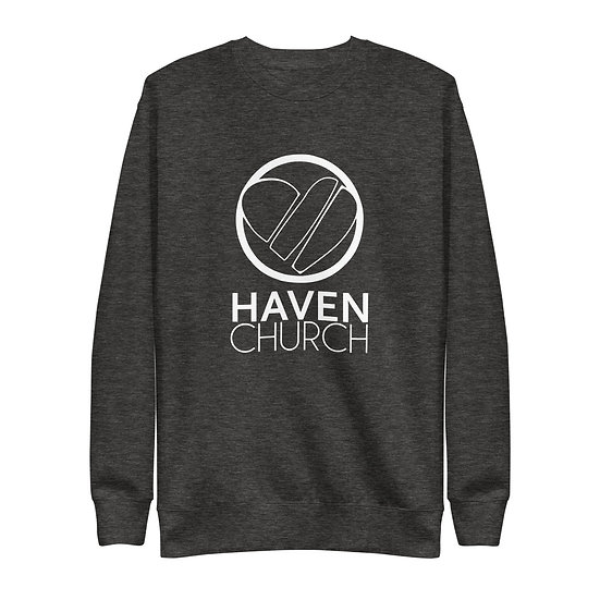 Fleece Pullover - Haven Heart