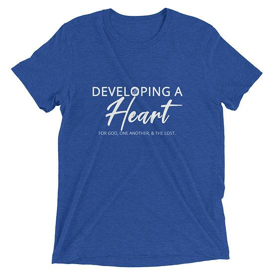 Short Sleeve T - Developing
