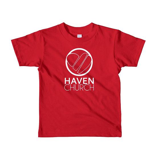 Kids' T-Shirt - Haven Heart