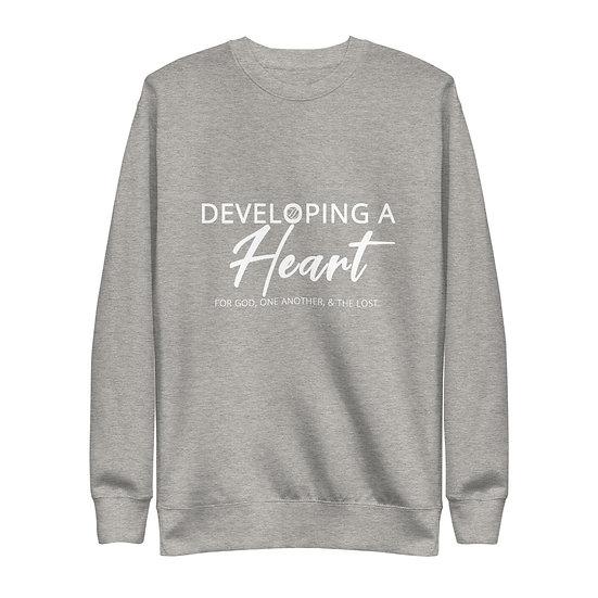 Fleece Pullover - Developing