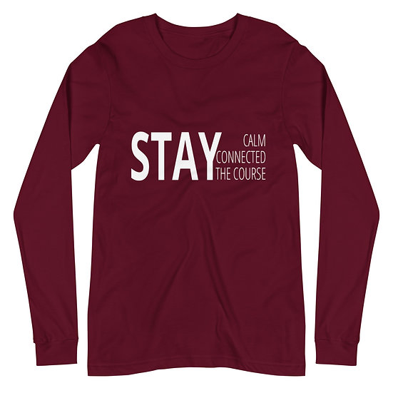 Long Sleeve Tee - Stay