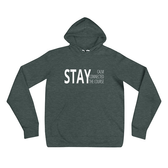 Pullover Hoodie - Stay