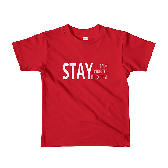 Kids T-Shirt - Stay