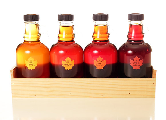 Maple Syrup Sample Pack