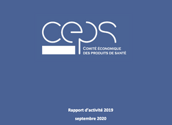 CEPS - Rapport d'activité de l'année 2019