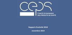 Rapport d'activité du CEPS