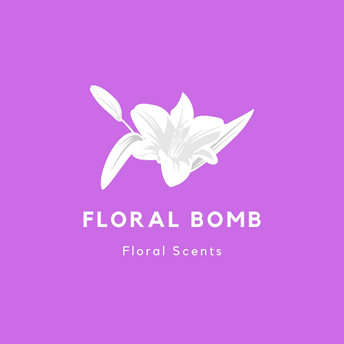 FLORAL BOMB # 1 Sample Pack